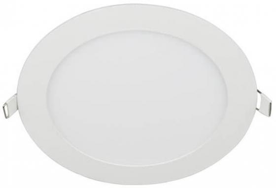 Встраиваемый светодиодный светильник (UL-00003379) Volpe ULP-Q203 R170-12W/NW White встраиваемый светодиодный светильник ul 00003089 uniel ulp 3030 18w nw effective white