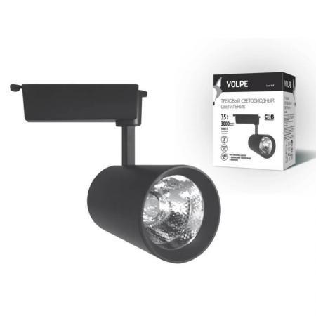 Трековый светодиодный светильник (UL-00003462) Volpe ULB-Q253 35W/NW/A Black 35w hid headlamp ballast black dc 9 16v