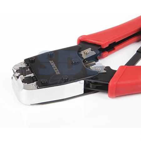 Кримпер для обжима 8P8C / 6P4C (ht-500R) REXANT telecom ht 500r