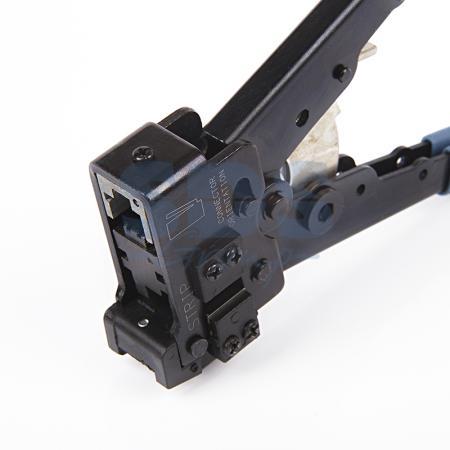 Кримпер для обжима торцевой 8P8C (ht-808) REXANT PROFI кримпер rexant profi 8p8c ht 808 12 3453