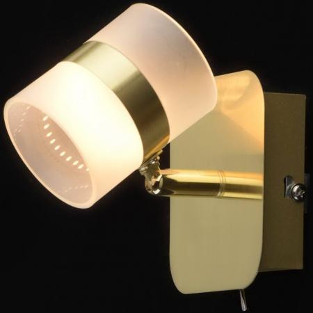 Светодиодный спот De Markt Этингер 1 704023301 светодиодный спот de markt этингер 4 704024703