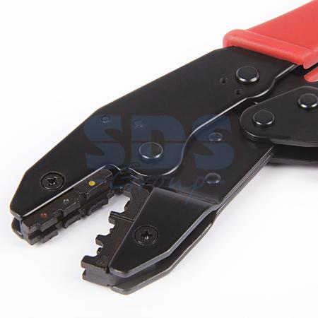 Кримпер для обжима изолированных клемм 0.5 - 6.0 мм2 (ht-301 W) аксессуар кримпер rexant ht 202b tl 202b 12 3032