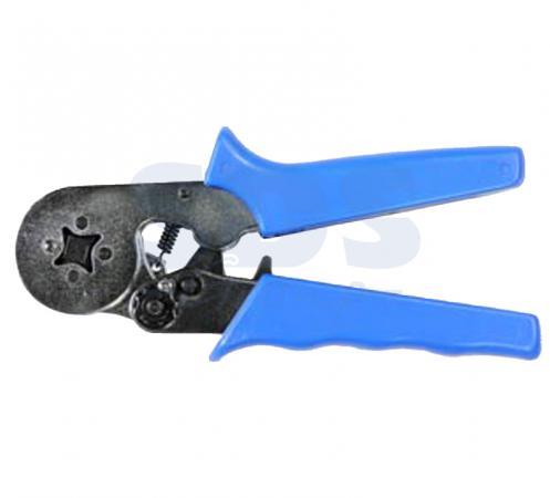 Кримпер для обжима штыревых наконечников 0.25 - 6.0 мм2 (ht-864) аксессуар кримпер rexant ht 202b tl 202b 12 3032