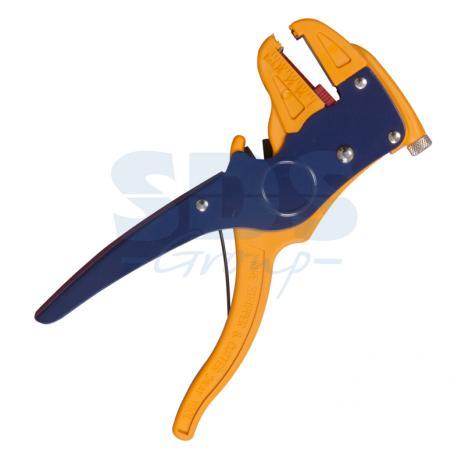 Инструмент для зачистки многожильного кабеля (ht-150В) инструмент toptool 100