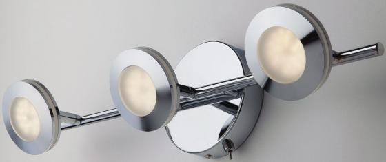 Светодиодный спот Eurosvet Rоund 20002/3 хром 5306 open bearing 30 x 72 x 30 2 mm 1 pc axial double row angular contact 5306 3306 3056306 ball bearings