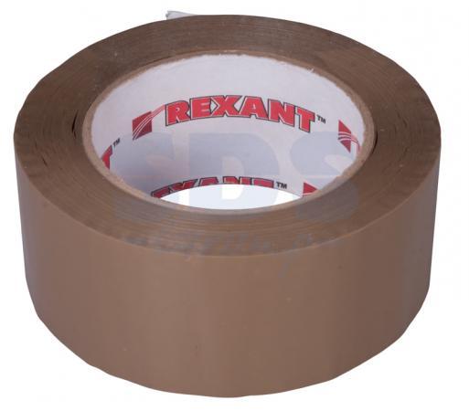 Скотч упаковочный 48мм x 150м., 50мкм, коричневый REXANT ключнасадка магнитная nox 13 48мм 556013