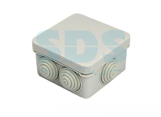 Коробка распаячная для о/п 70х70х40