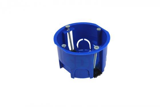 Коробка установочная Промрукав 64х44 коробка установочная gusi с3м3 сп 68х45 блочная