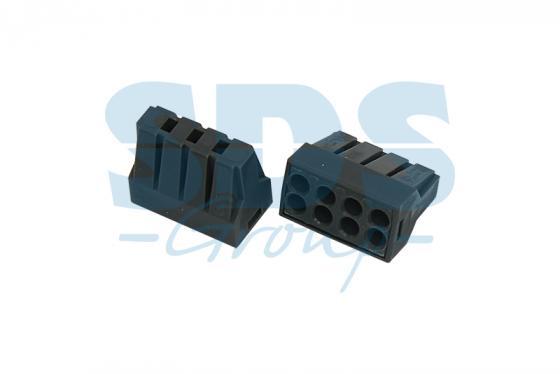 Электромонтажные экспресс-клеммы 773-308 (8*2.5мм? с пастой) REXANT