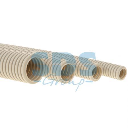 Труба гофрированная ПВХ REXANT 32 с зондом 25м