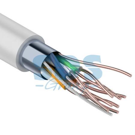 Фото - Кабель FTP 4PR 24AWG CAT5e 305м REXANT кабель ftp 2pr 24awg cat5e 305м rexant
