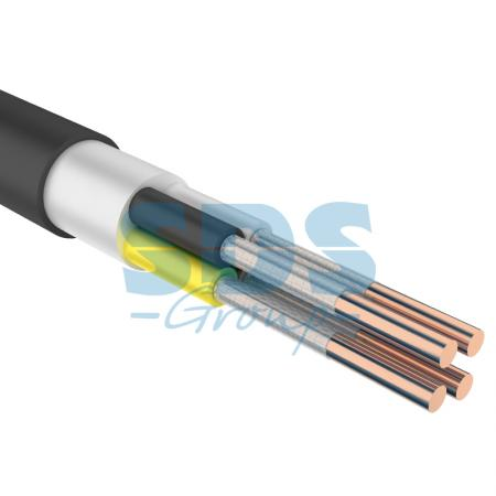 Кабель ВВГнг(А)-FRLS 4x2,5 мм?, 100 м., ГОСТ 1кВ кабель ввгнг п ls 2х1 5 рэмз 20м гост 17846