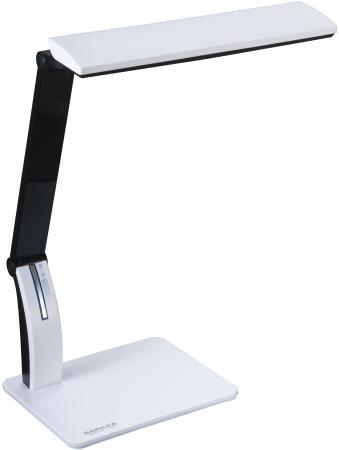 Настольная лампа (06416) Uniel TLD-503 White/LED/546Lm/5000K/Dimer/USB настольная лампа 06544 uniel tld 506 white led 550lm 5000k