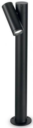 все цены на Уличный светодиодный светильник Ideal Lux Neos PT1 Nero онлайн