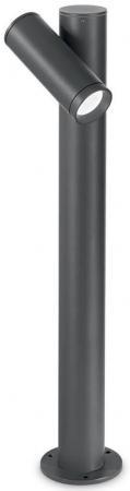 все цены на Уличный светодиодный светильник Ideal Lux Neos PT1 Antracite онлайн