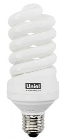 Купить Лампа энергосберегающая (00084) E27 32W 2700K спираль матовая ESL-S12-32/2700/E27, Uniel