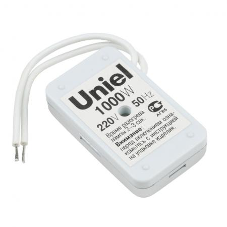 Блок защиты для галогенных ламп (07867) Uniel UPB-1000W-SL цена