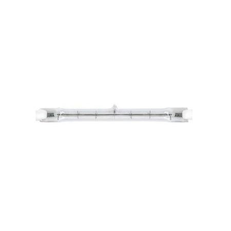 Лампа галогенная (01069) R7s 300W колба прозрачная J-118/300/R7s
