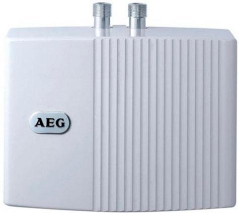 Водонагреватель проточный AEG MTD 440 4400 Вт стоимость