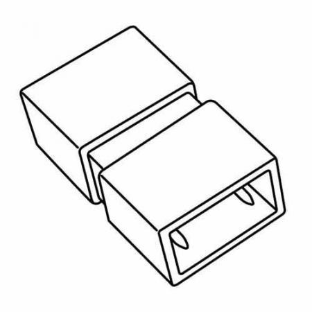 Соединение прямое для светодиодной ленты (UL-00002929) Uniel UTC-K-12/N21 Clear 025 Polybag мидиана n21 табл