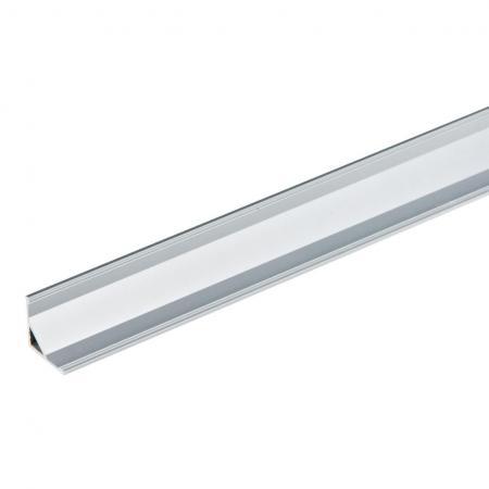 Профиль (UL-00000599) Uniel UFE-A05 Silver профиль ul 00000599 uniel ufe a05 silver