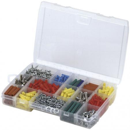 Органайзер STANLEY OPP Organiser 1-92-889 для мелких деталей пластмассовый 17 секций органайзер stanley opp organizer 23 секции 1 92 890
