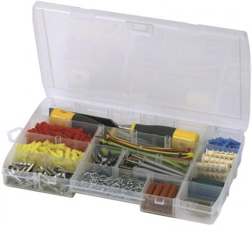 Органайзер STANLEY OPP Organiser 1-92-890 для мелких деталей пластмассовый 23 секции органайзер профессиональный stanley tool organiser system 1 92 050
