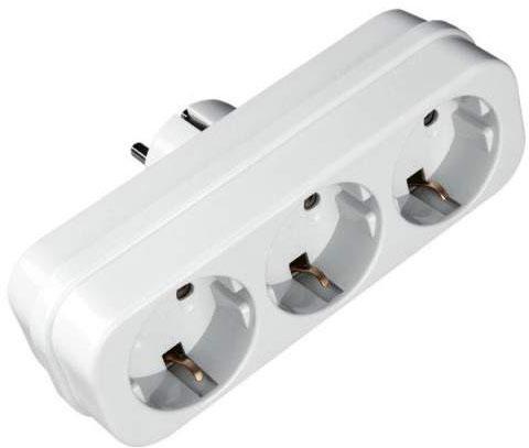 Разветвитель сетевой (06706) 3гн с/з Uniel Стандарт S-GES3-16P