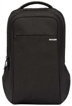 Рюкзак для ноутбука 15 Incase Icon Backpack полиэстер темно-серый INCO100346-GFT