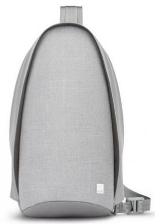 Рюкзак для планшета 10.2 Moshi Tego Crossbody Sling полиэстер нейлон серый 99MO110262 viviesta 14 crossbody b00013