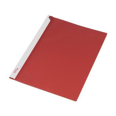 Папка-скоросшиватель FOCUS с большим клипом, ф.А4, красный, матер. PP,вмес. 30 листов папка скоросшиватель focus с большим клипом ф а4 зеленый матер pp вмес 30 листов