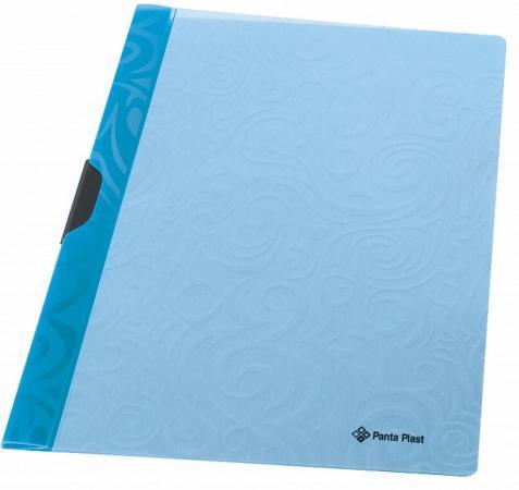 Папка TAI CHI с клипом, ф. А4, синий, материал PP, вместимость 30 листов папка скоросшиватель focus с большим клипом ф а4 зеленый матер pp вмес 30 листов