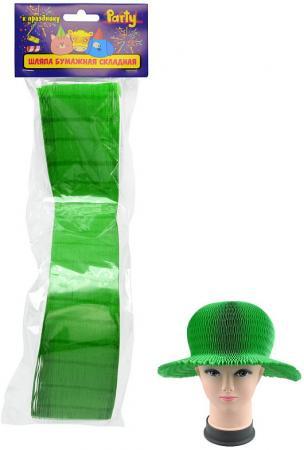 Шляпа бумажная Action сетчатая