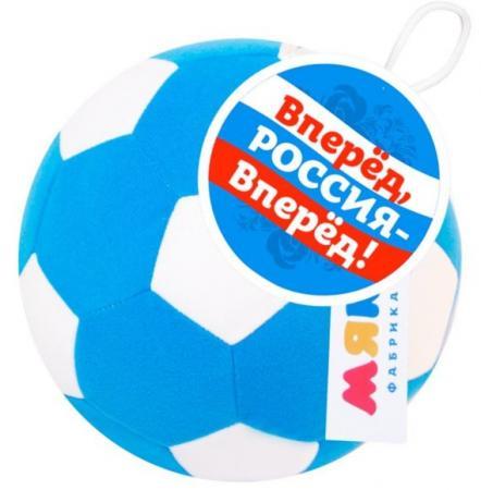 Мякиши Футбольный мяч син-бел мякиши лисичка