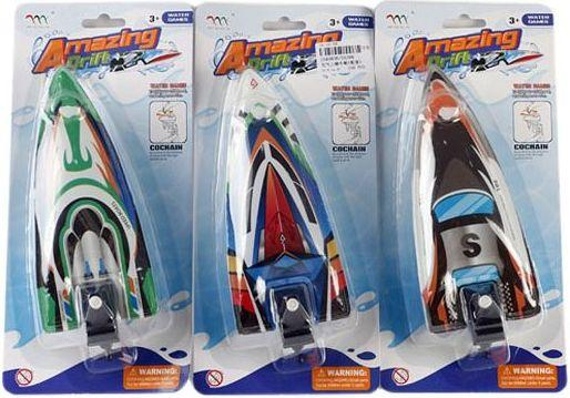 Катер Shantou Gepai Amazing Drift разноцветный US396 катер shantou gepai amazing drift разноцветный us396