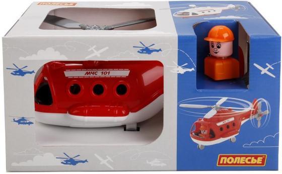 Вертолет ПОЛЕСЬЕ АЛЬФА красный 68651 игрушка полесье альфа 68729