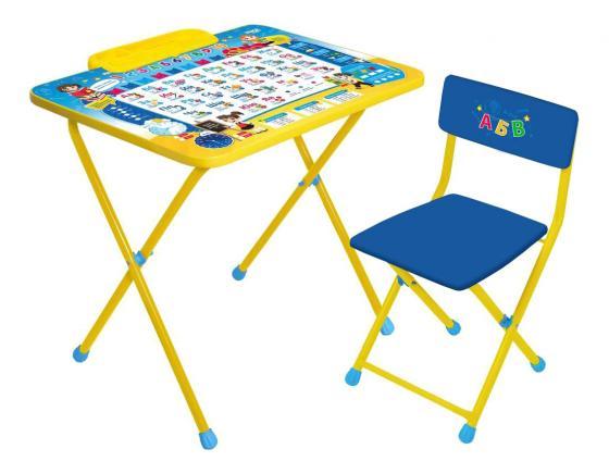 Набор мебели НИКА Набор мебели Познайка наборы детской мебели ника познайка кп2 хочу все знать