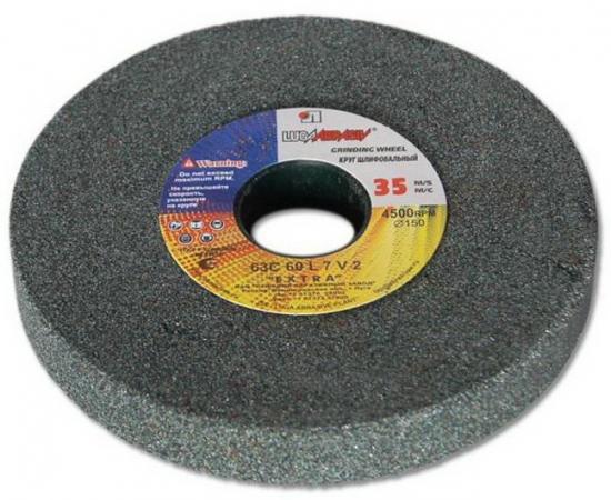Шлифовальный круг 1 150 Х 16 Х 12,7 25А 40 K,L (40СМ) цена