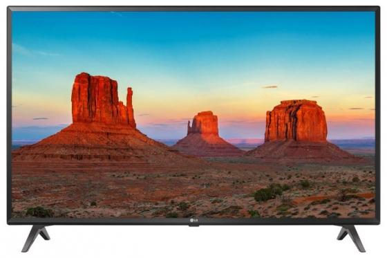 Фото - Телевизор 49 LG 49UK6300PLB черный 3840x2160 50 Гц Wi-Fi Smart TV RJ-45 Bluetooth телевизор lg 49uk6300plb черный