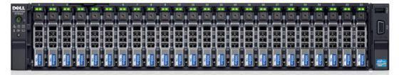 Сервер Dell PowerEdge R730XD 2xE5-2643v4 24x16Gb 2RRD x26 6x1.2Tb 10K 2.5 SAS 2x1.2Tb 10K 2.5 SAS H730p iD8En 57800 2x1100W 3Y PNBD TPM (210-ADBC-258) new for st9300603ss 2 5 inch 10k 300g sas st300mm0006