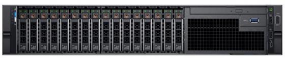 Сервер Dell PowerEdge R740 1xBronze 3106 1x16Gb  .2Tb 10K .5 SAS H730p mc iD9En 5720 4P 1x750W 3Y PNBD (-3486)