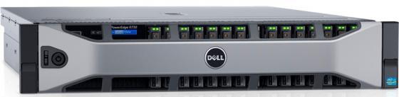 Сервер Dell PowerEdge R730 2xE5-2620v4 24x16Gb 2RRD x8 6x8Tb 7.2K 3.5 NLSAS RW H730 iD8En 5720 4P 2x750W 3Y PNBD TPM (210-ACXU-303) сервер dell poweredge r630 2xe5 2609v4 4x16gb 2rrd x10 2 5 h730 id8en 5720 4p 2x750w 3y pnbd no bez [210 adqh 11]