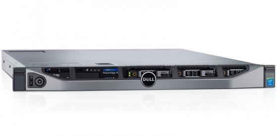 Сервер DELL 210-ACXS-267 сервер dell poweredge r630 210 acxs 234