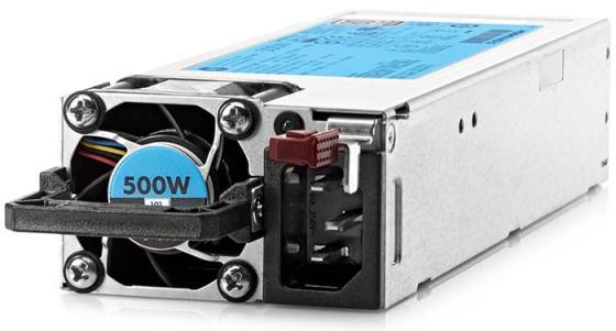 Блок питания Flex ATX 500 Вт HP 865408-B21 цена и фото