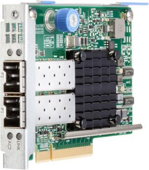 Адаптер HPE 817709-B21 Ethernet 10/25Gb 2-port 631FLR-SFP28 цена и фото