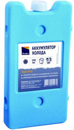 Аккумулятор холода TESLER IP-03 аккумулятор холода cups 750 мл
