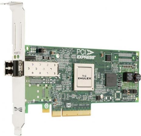 Адаптер Dell 406-10470 8Gb PCIe HBA low profil kit цена и фото