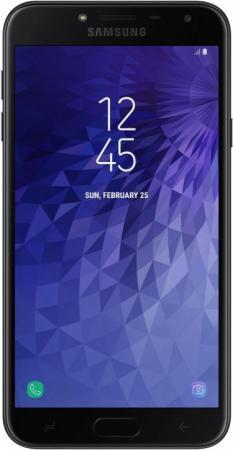 Смартфон Samsung Galaxy J4 2018 черный 5. 32 Гб LTE Wi-Fi GPS 3G SM-J400FZKHSER