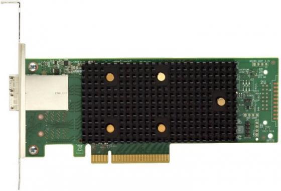 Адаптер Lenovo 7Y37A01090 ThinkSystem 430-8e SAS/SATA 12Gb HBA адаптер lenovo 7y37a01086 thinksystem raid 930 24i 4gb flash pcie 12gb