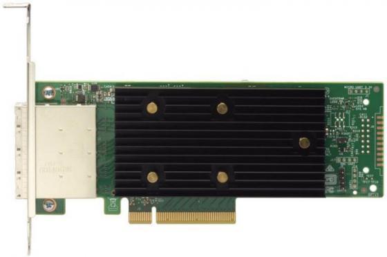 Адаптер Lenovo 7Y37A01091 ThinkSystem 430-16e SAS/SATA 12Gb HBA адаптер lenovo 7y37a01086 thinksystem raid 930 24i 4gb flash pcie 12gb